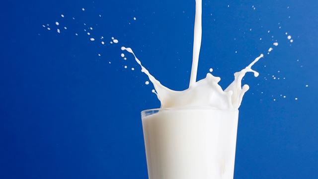 Viagra with milk