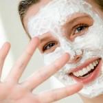 پوستی شفاف با ماسک نشاسته