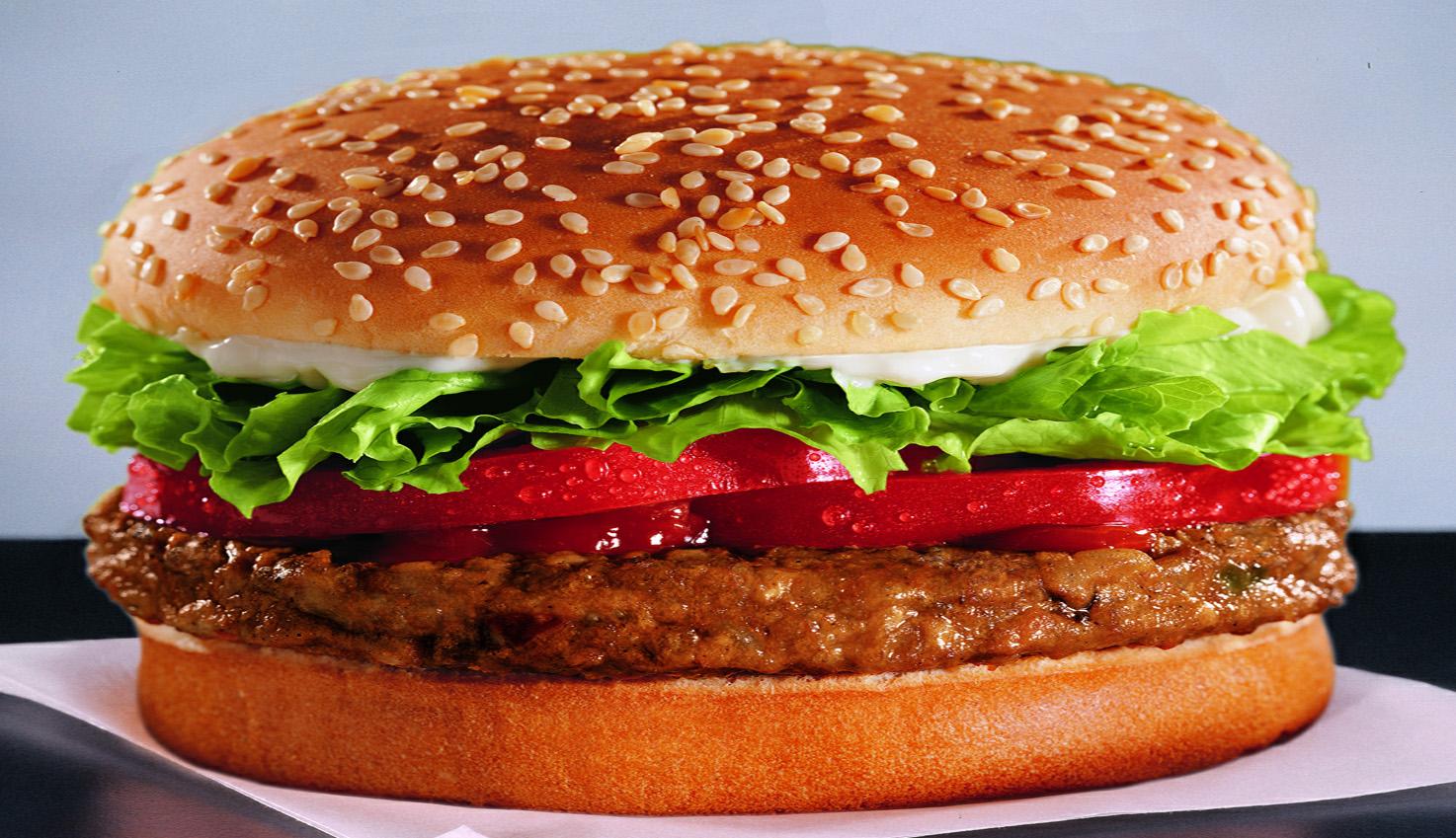 Tofu Burger Recipes — Dishmaps