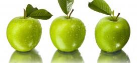 معجزه سیب سبز برای کاهش وزن