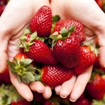 معجزه توتفرنگی برای زیبایی