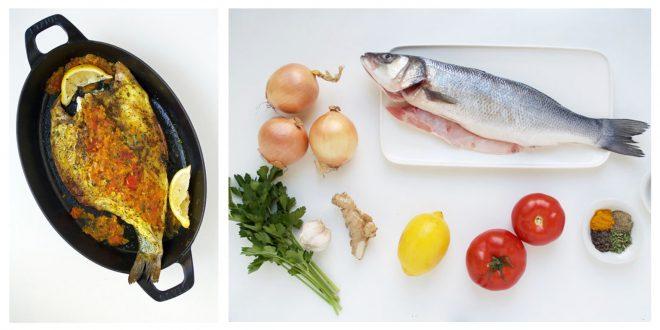 ماهی پلوی عید