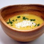 سوپ ذرت، برای بعدازظهرهای پاییزی