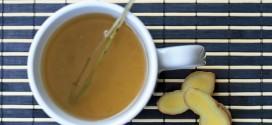 چای زنجبیل؛ درمانی برای سرماخوردگی