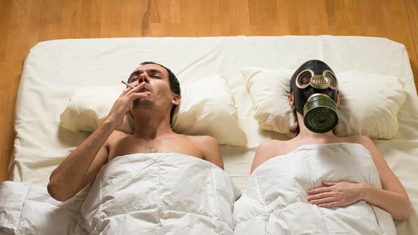 454 چطور از شر بوی سیگار راحت شویم؟