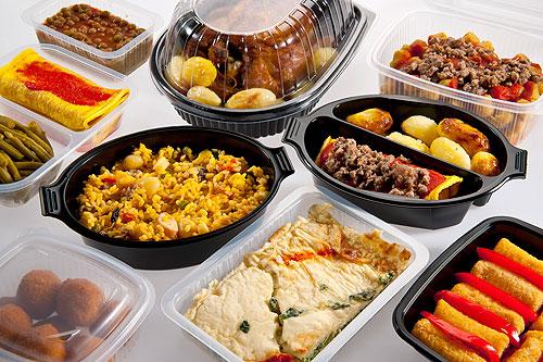 بسته بندی غذای گرم برای سفر
