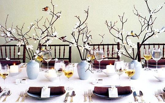 سفره آرایی تزئین میز