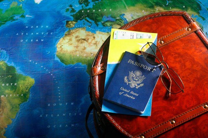 راهنمای سفر پاسپورت