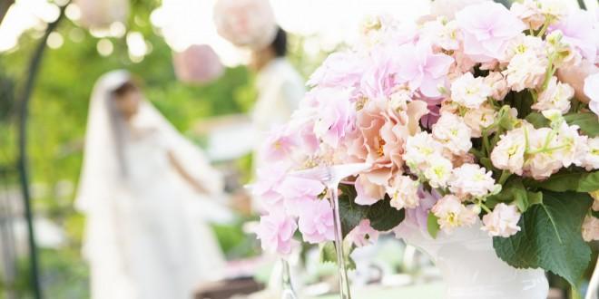 میز عروس داماد