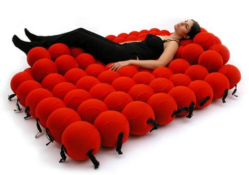 Nap 3b Feel Seating 8 صندلی یونیک دنیا در سال 2013