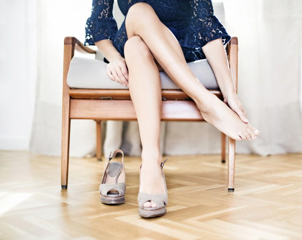 Shoe photo 1024x813 چگونه بدون احساس درد كفش پاشنهبلند بپوشیم؟