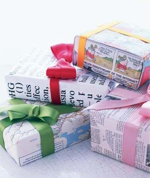 gift packages 300 پنج ایده خلاقانه برای تزئین و کادو کردن هدیهها