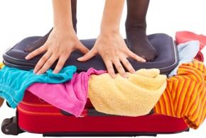 چمدان کوله پشتی سفر